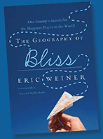 The Geography of Bliss by Eric Weiner